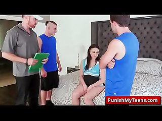 Submissive A play book punishment with mandy muse Tube Video 01