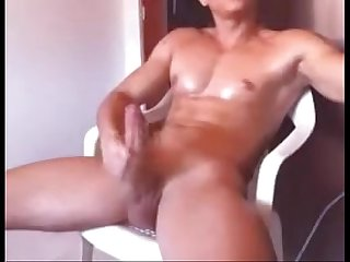Hot young latino jerk and cum jerkit net