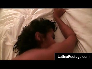 Latina teen hottie gets her juicy cunt pounded by boyfriend s big cock
