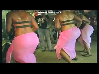 Mapouka sweaty phat ripe African booties lpar no audio rpar