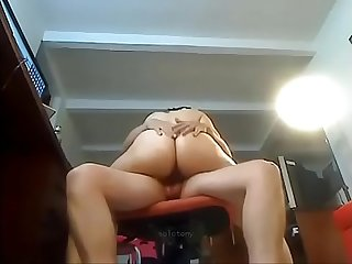 Big Ass Latina loves to ride that cock! www.xxxcamdates.com