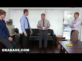 Grab Ass Fun friday is never Fun at this office except for The boss adam bryant