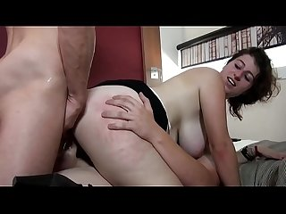 [HD] Ilia Jewish Chubby Slut Enjoys a Threesome Juive Ronde