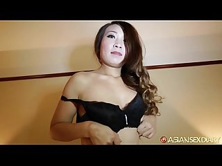 ASIANSEXDIARY Quiet Asian Amateur Moans Loudly During Sex