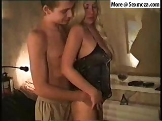 Amateur step mom boy fuck sexmoza com