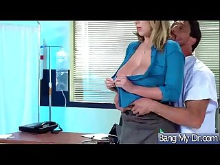 (brooke wylde) Hot Patient Get Seduced By Doctor And Nailed Hard mov-06