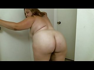 Dildo Tease and Strip BBW Sadie Bleu