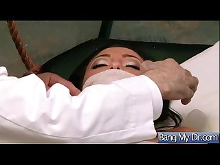 Action scene between nasty doctor and horny patient audrey bitoni movie 04