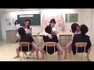 Japanese mom school son fuck him during biology lecture complete video link period period period per