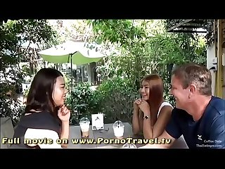 Coffe date with thai hooker 4k