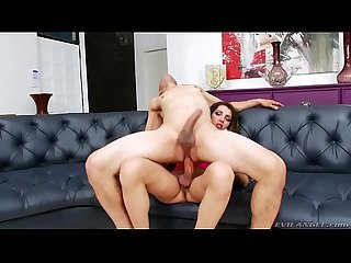 Tony lee and ts roberta cortes fuck each other