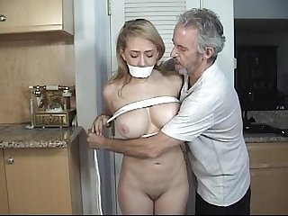 Door to door girl bound and gagged part 2