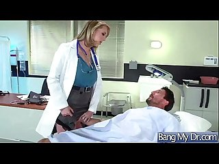 Hot Patient (brooke wylde) And Doctor In Sex Adventures video-06