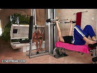 Gym visit