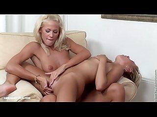 Absolute Oral sensual lesbian scene by SapphiX