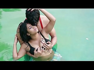 Hot romance navel indian hot masala desi hot uma devi romance in swimming pool