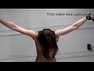 Caprice bdsm tit whipping