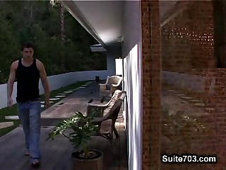 Jude collin fucks Lucas knowles the shower spy 2 22 08
