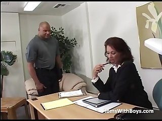 Mature Office Fuck With Vanessa Videl - Full Movie