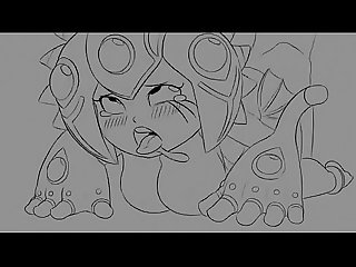 AnythingGoesHentaiArtist-Ranamon-Final-Cut- no-Colour-or-Sound - Best Free 3D Cartoon