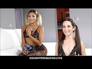 Two dad S swap fuck daughters ally berry