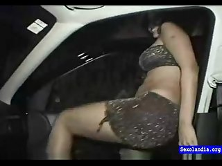 Pegou uma Puta Gostosa na rua