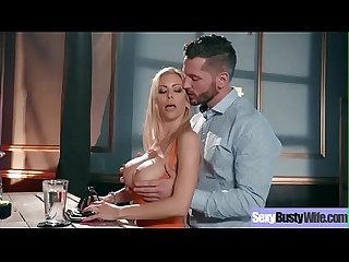 Hardcore sex scene with busty housewife Alexis fawx clip 02