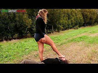 TheVoyeur Ep1 Part 2- Barefoot Licking in the Outdoor