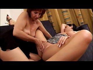 Marielle sonia mature lesbians