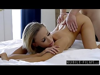 NubileFilms - Naughty Blonde Dicked Down By Her Sister's Man S32:E14
