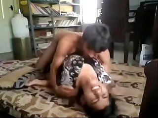 Indian hostel girl Sex with boyfriend with audio