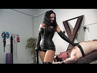 Under my arse part3 mistress ezada sinn femmefatalefilms Facesitting