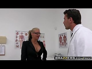 Dirty milf lpar phoenix marie rpar wants that doctor cock and she wants it rough brazzers