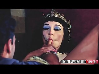 Digitalplayground lpar ryan driller comma stevie shae rpar cleopatra