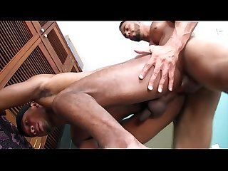 HOTTEST BBC ever: Lino & Julio fucking