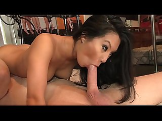 Exotic asian babe asa akira loves to show her nasty knowledge in sex