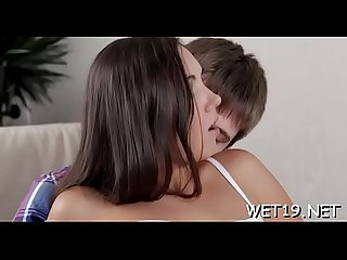 Legal age teenager pair porn