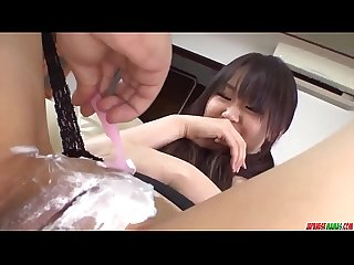 Morita kurumi gives head and provides special details more at japanesemamas C