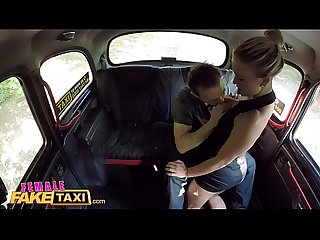 Female Fake Taxi Do I Know Your Cock