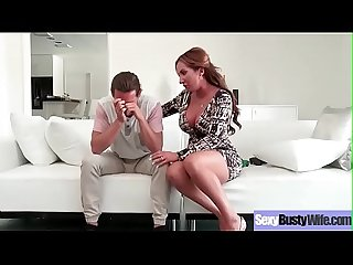 Naughty Milf (Richelle Ryan) With Bigtits Take It Hard mov-23