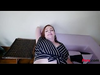 Evil mom provokes me to get fucked wtf