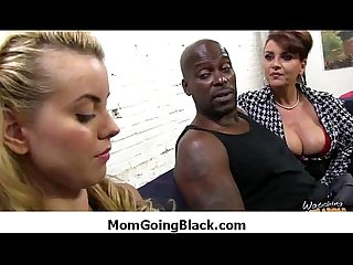 Milf fucked hard by black monster dick 32