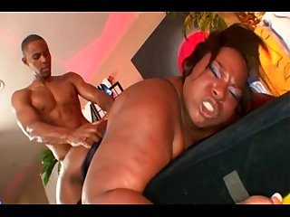 Thick black mama from blackscrush com gets fucked