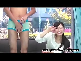 Young Japanese Couple Sex Tv Show Glass Walls 26 RealVoyeur.BestWomenOnly.com --..