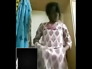 Indian college girl video calling 2