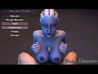 A night with liara sexyverse games