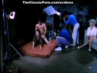 Amber lynn nina hartley buck adams in vintage fuck clip