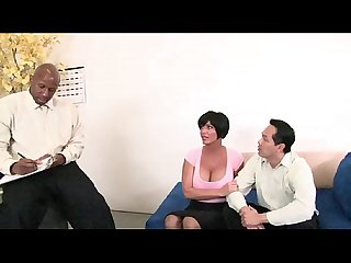 A Weird Cuckold: BBC Doctor cures Hot Big Tits MILF Wife�s Sex Addiction