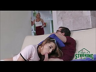 Step sister avery adair seduces nerdy brother