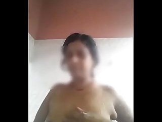 Desi bhabhi nude bath in jharna boobs press